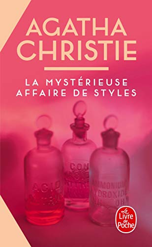 9782253015840: La Myst�rieuse affaire de styles