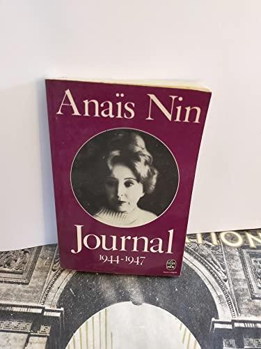 Journal 1944 - 1947: Anaàs Nin