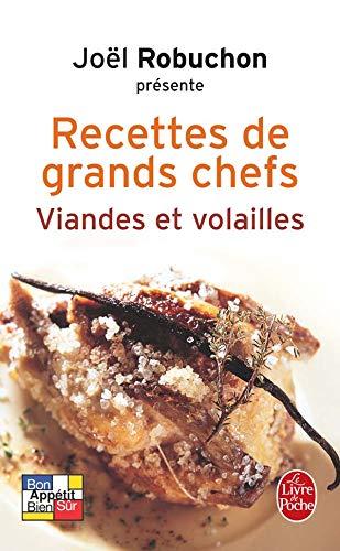 9782253016335 Recettes De Grands Chefs Livre De Poche Cuisine