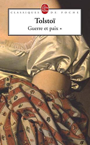9782253017264: Guerre Et Paix T01 (Ldp Classiques) (French Edition)