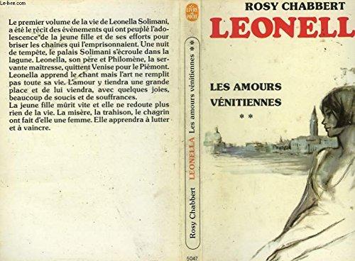 9782253018308: Leonella - les amours venitiennes tome 2