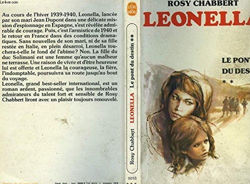 9782253018360: Leonella - le pont du destin tome 2