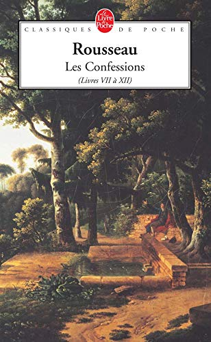 Confessions T02 (Ldp Classiques) (English and French: Jean-Jacques Rousseau