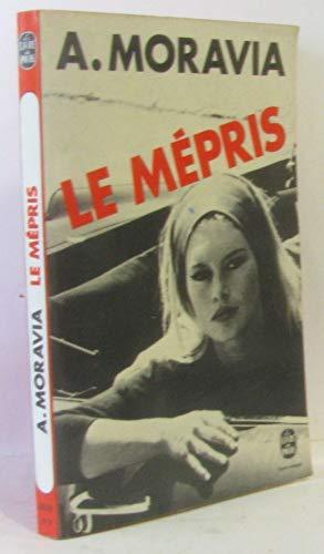 9782253018933: Le M�pris