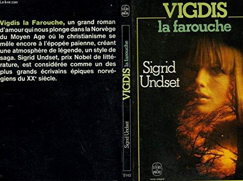 9782253019992: Vigdis la Farouche
