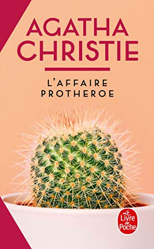 9782253020011: L'Affaire Protheroe (Ldp Christie) (French Edition)
