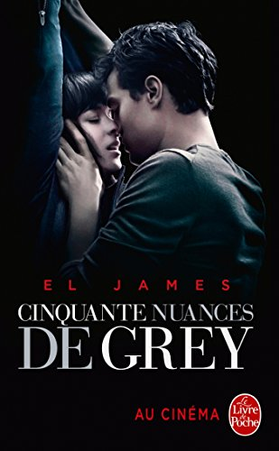 9782253020523: Cinquante nuances de Grey - Edition film (French Edition)