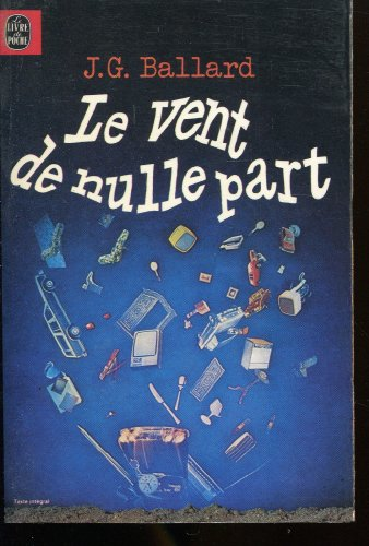 9782253021247: Le vent de nulle part - (The wind from nowhere)