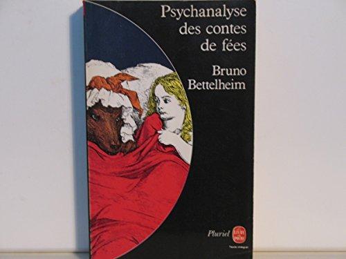 9782253022060: Psychanalyse des contes de fées