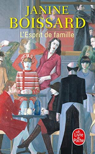 9782253022176: L'Esprit de famille, tome 1