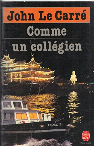 9782253022909: Comme UN Collegien (French Edition)