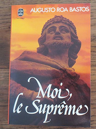 9782253022923: Moi, le suprême (Le Livre de poche)