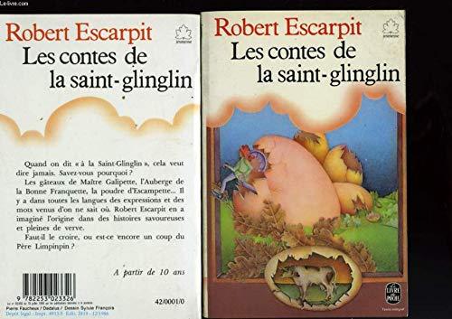 9782253023326: Les contes de la Saint-Glinglin