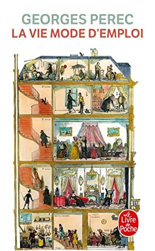 9782253023906: La vie mode d'emploi : Romans (Le Livre de Poche)