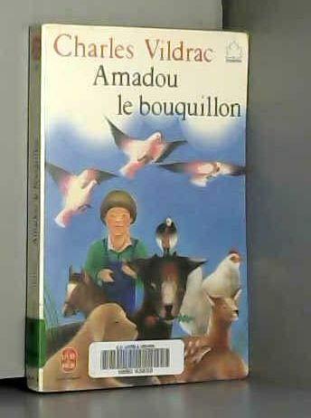 9782253025665: Amadou Le Bouquillon