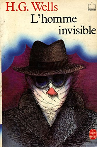 L'homme invisible: Wells, Herbert George
