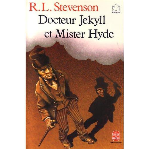Docteur jekyll et mister hyde: R L Stevenson