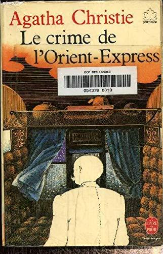9782253027676: Le Crime De L'orient-express