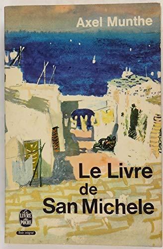 9782253028116: Le livre de San Michele