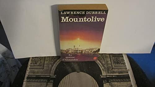 9782253028987: Le Quatuor d'Alexandrie, tome 3 : Mountolive