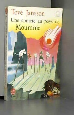 9782253029069: Une Comète Au Pays De Moumine