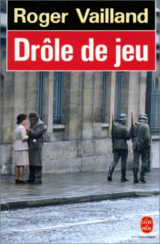 9782253029359: Drole De Jeu (French Edition)