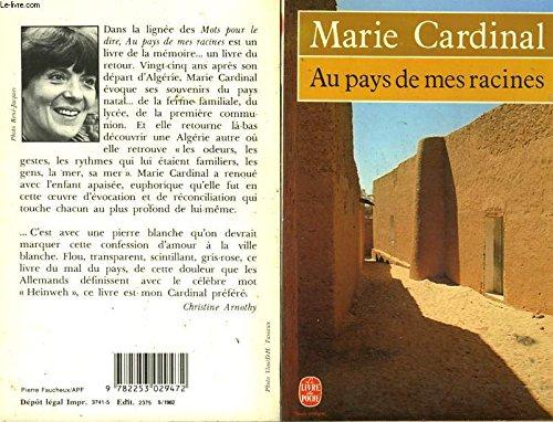 9782253029472: Au Pays De Mes Racines (French Edition)