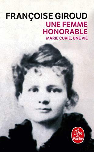 Une femme honorable: Giroud, Françoise