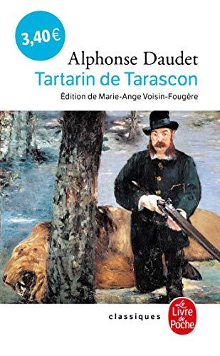 Tartarin de Tarascon (Classiques de Poche): Daudet, Alphonse