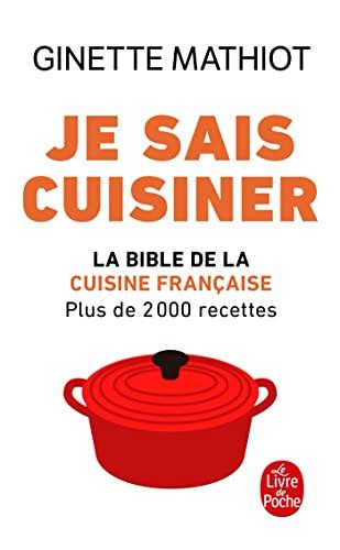 9782253030973: Je sais cuisiner (French Edition) (Ldp Cuisine) (Livre de Poche: Cuisine)