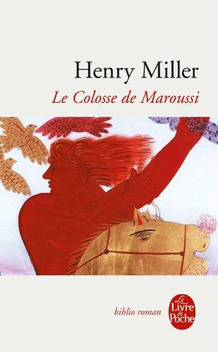 9782253032021: Le Colosse de Maroussi