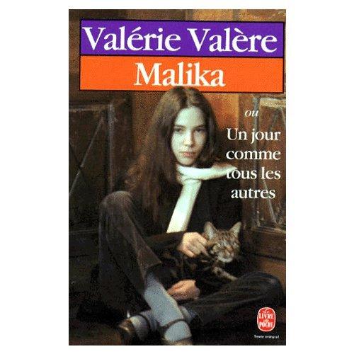 9782253032878: Malika, ou, Un jour comme tous les autres