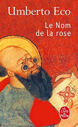 9782253033134: Le Nom de La Rose (Ldp Litterature) (French Edition)