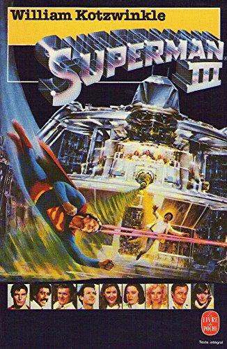 9782253033394: Superman III (005871)