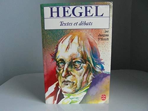 9782253035190: HEGEL