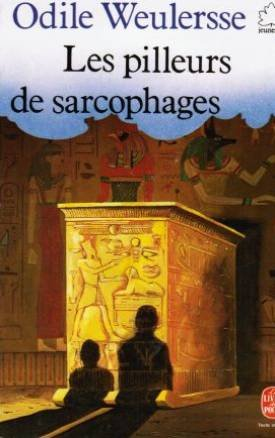 9782253035329: Les Pilleurs de sarcophages