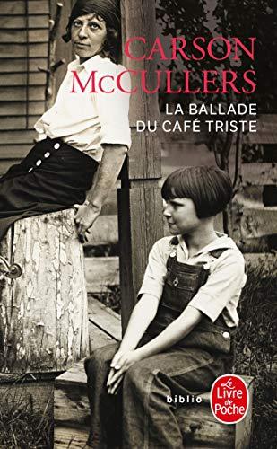 9782253035893: La Ballade du café triste et autres nouvelles