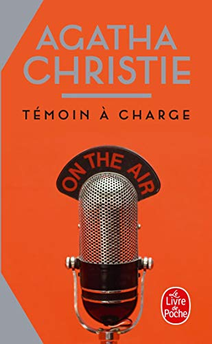 9782253036029: Temoin a Charge (Ldp Christie) (French Edition)