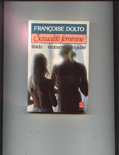 9782253036173: Sexualite feminine