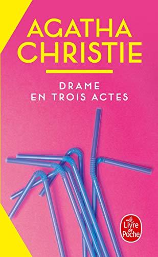 9782253036951: Drame En Trois Actes (Ldp Christie) (French Edition)