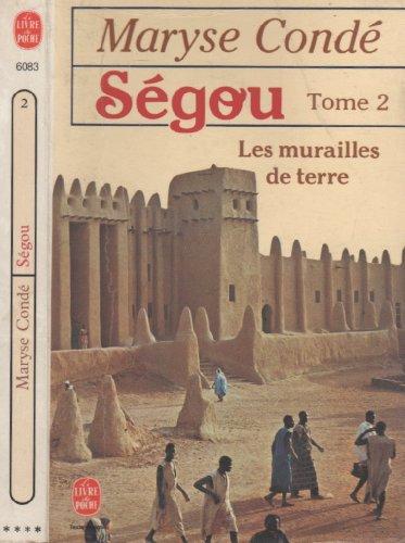 9782253037125: Segou: Les Murailles De Terre 2