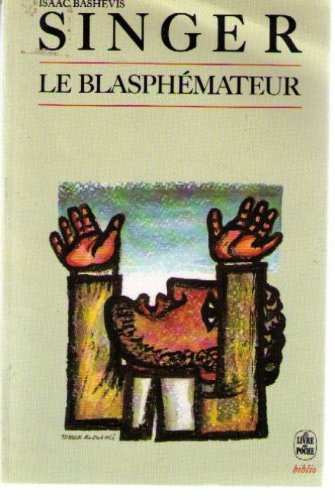 9782253037163: LE BLASPHEMATEUR (Biblio cosmopolite)