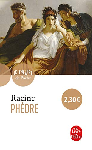 Phedre (Ldp Theatre) (French Edition): Racine