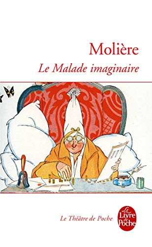 9782253037941: Le Malade Imaginaire (Ldp Theatre) (French Edition)