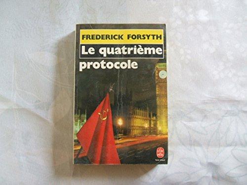 9782253038320: Le quatrième protocole