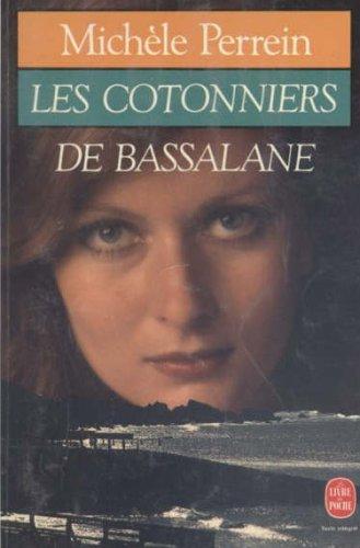 9782253038344: Les cotonniers de bassalane