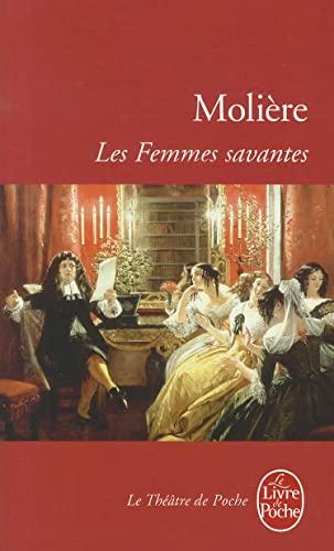 9782253038740: Les Femmes savantes