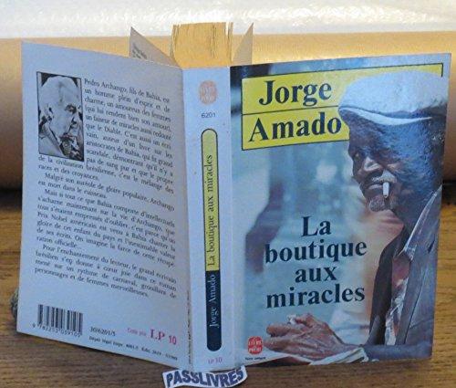 9782253039105: La Boutique aux miracles