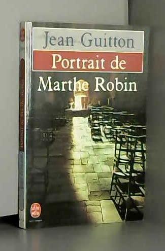 Portrait de Marthe Robin: n/a