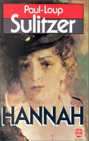 9782253040613: Hannah, Tome 1 :  (Le Livre de Poche)